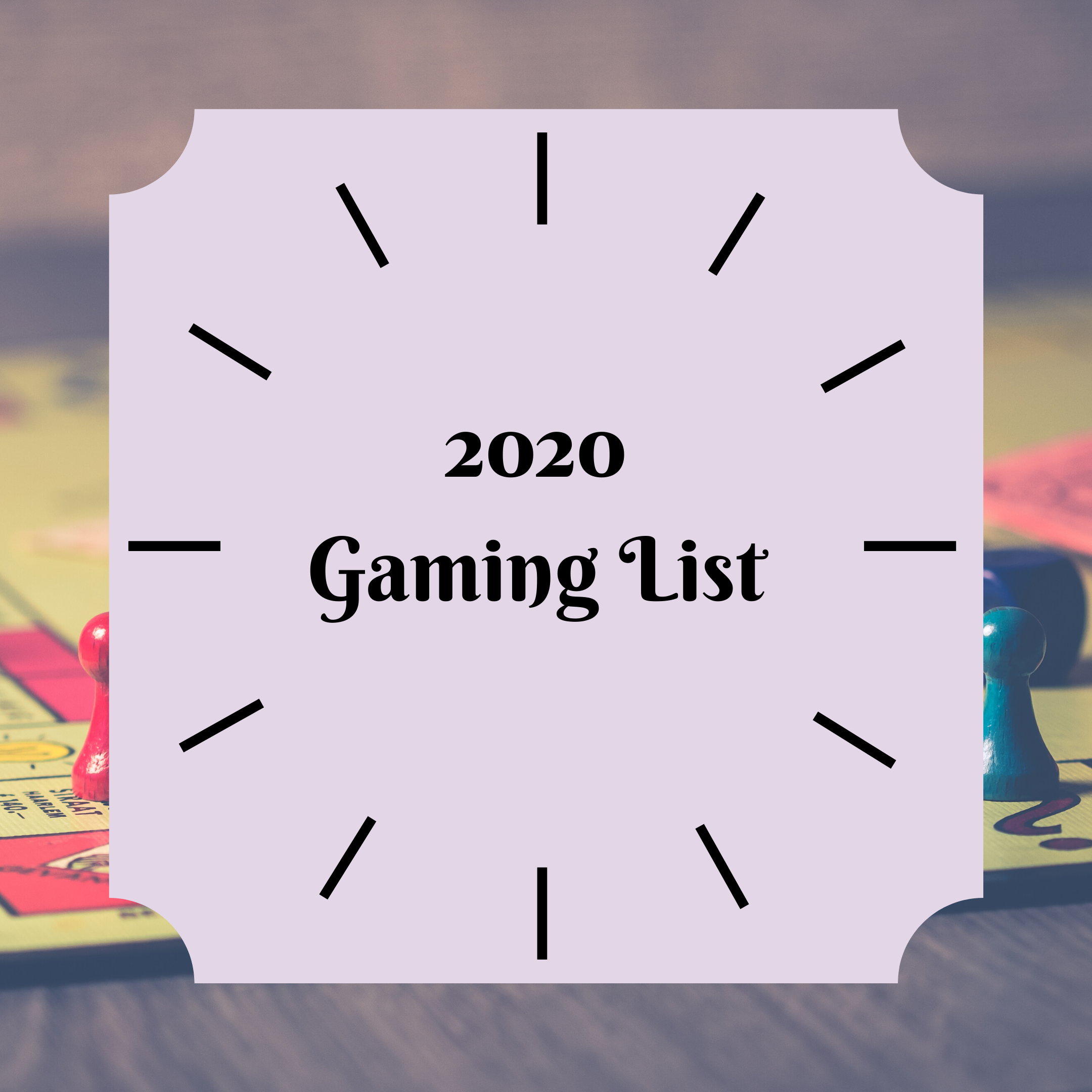 gaming list
